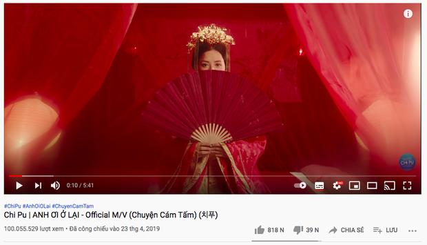 'Anh ơi ở lại' âm thầm đạt 100 triệu views dù Đạt G đang bủa vây bởi scandal