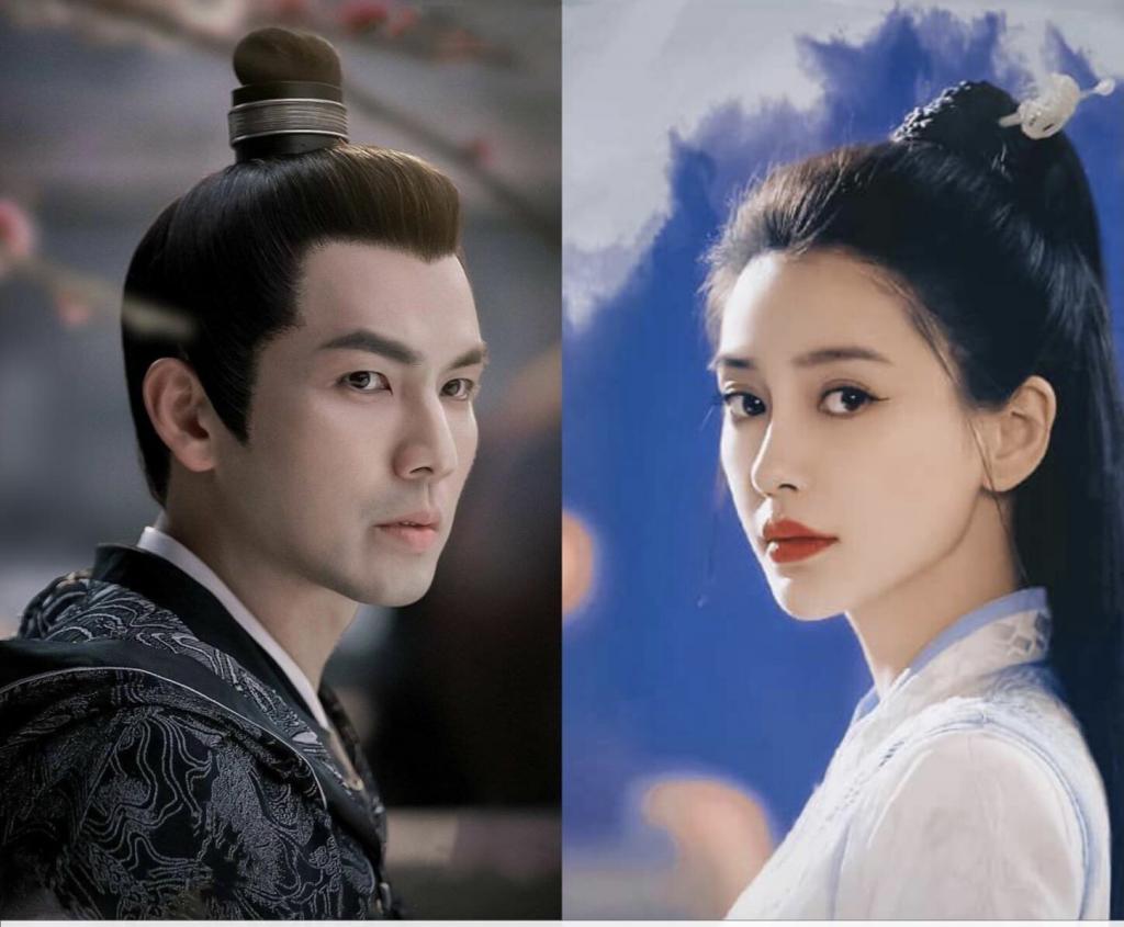 Chung Hán Lương và Angela Baby trở thành cặp đôi Quách Tĩnh - Hoàng Dung trong 'Thần điêu đại hiệp'?