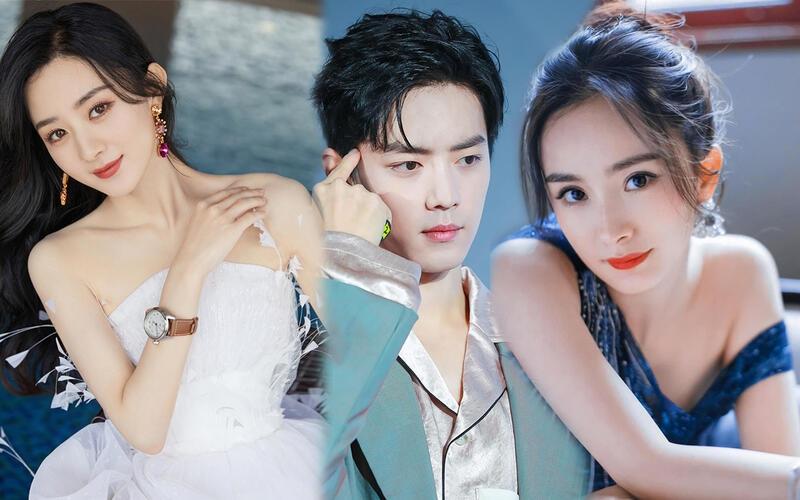 Netizen mệt mỏi vì Tiêu Chiến hết bị đồn đóng phim chung với Triệu Lệ Dĩnh lại tới Dương Mịch