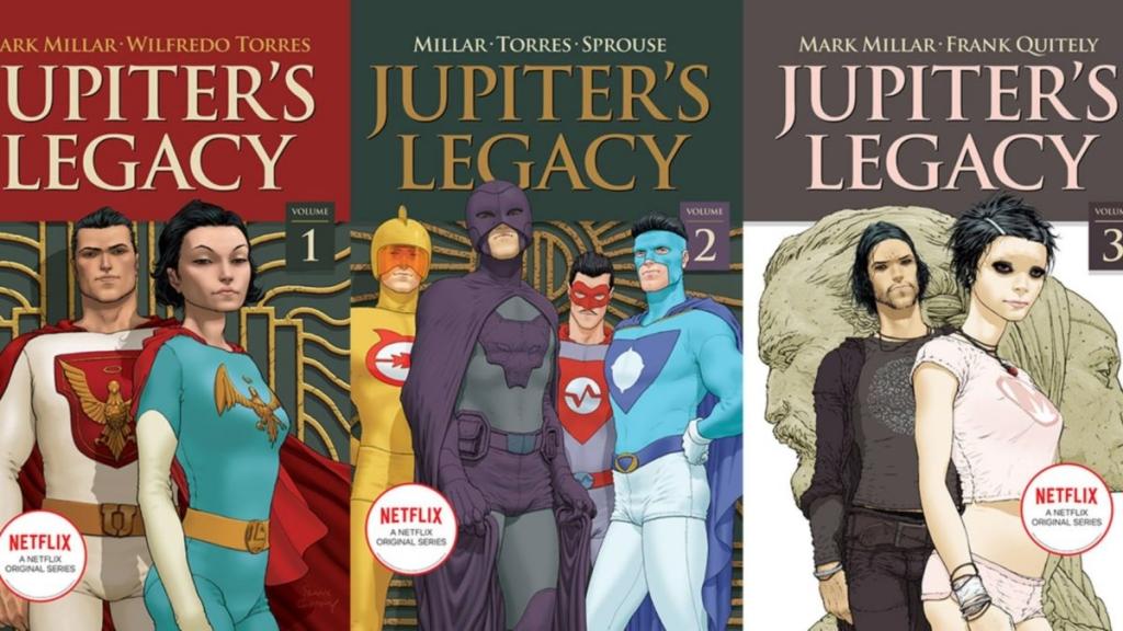 'Jupiter's Legacy': Bị chê là 'cô dâu 8 tuổi' phiên bản siêu anh hùng nhưng đừng dại mà bỏ lỡ phần 2
