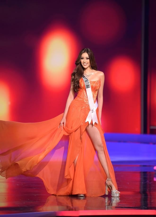 Lộ bảng điểm đêm bán kết Miss Universe, Khánh Vân có cầm top?