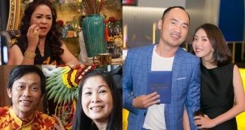 Tranh cãi 'Khán giả nuôi nghệ sĩ',  Thu Trang - Tiến Luật lên tiếng đính chính khi bị cư dân mạng 'ném đá'