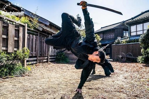 Ninja Mắt Rắn 'Snake Eyes' cuối cùng cũng có phim solo: Tài tử 'Crazy Rich Asians' múa kiếm làm chị em mê mệt!