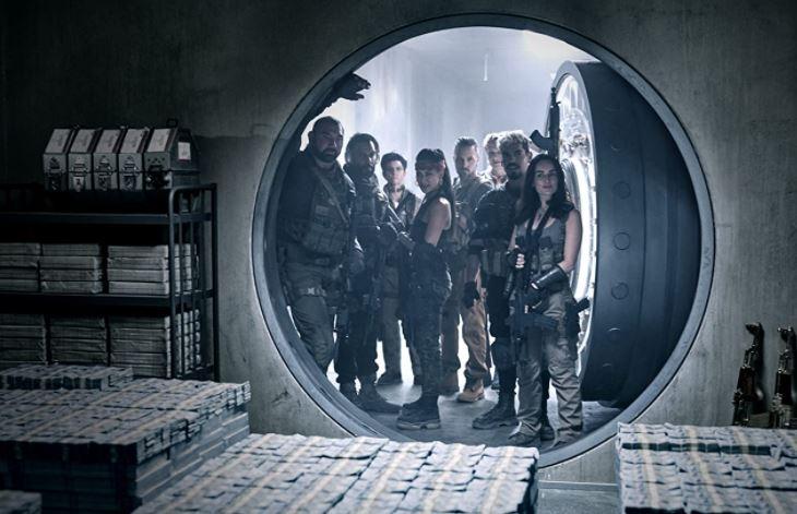 'Army of the dead': Vô vị và nhạt nhẽo, nếu không muốn nói là quá nhảm nhí!