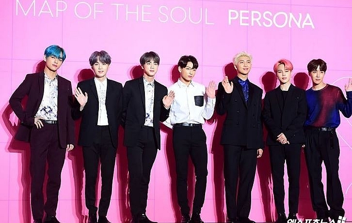 bts lap ky luc the gioi voi album map of the soul persona