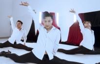 Adam Lâm nhảy hit lớn 'Sour Candy' của Lady Gaga và BlackPink với giày cao gót