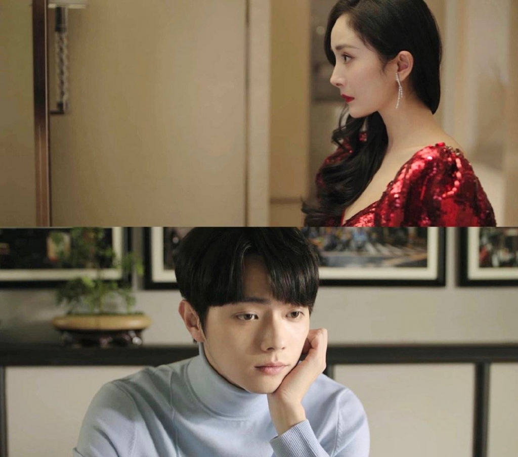 'Định luật 80/20 của tình yêu' tung trailer: Dương Mịch, Hứa Khải khóa môi không biết chán