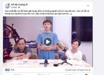 Hồ Văn Cường bênh vực Phi Nhung, xin lỗi vì làm ảnh hưởng tới mẹ nuôi