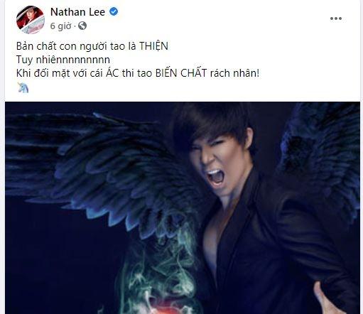 'Ngụy Vô Tiện' Nathan Lee có động thái cực gắt, chuẩn bị khiến loạt ca sĩ Vpop điêu đứng?