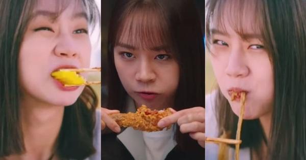 Hyeri được mệnh danh là 'thánh ăn phim Hàn', mở show mukbang trên màn ảnh
