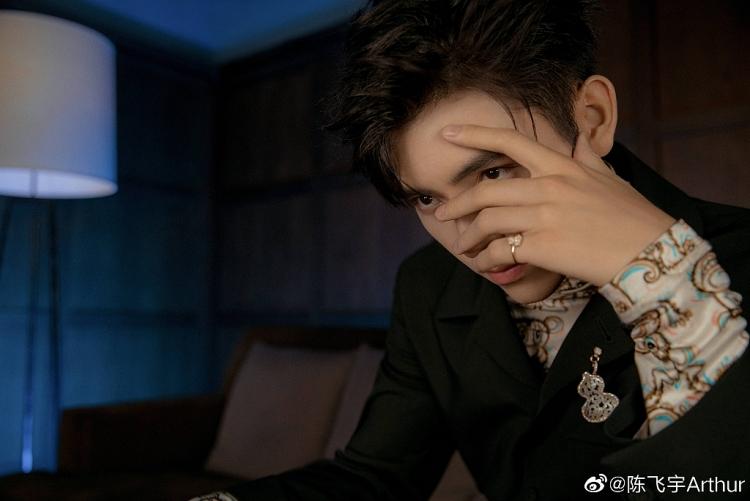Đêm hội Weibo: Trần Phi Vũ lọt hot search, tiết lộ giảm cân mất 7,5kg để phù hợp với vai diễn mới