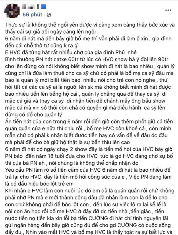 Nhiều đồng nghiệp lên tiếng chỉ trích Phi Nhung hét giá cát-xê trên trời