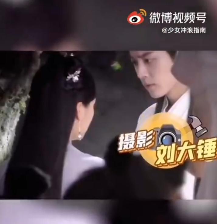 Tiêu Chiến lộ cảnh khóa môi cùng Nhậm Mẫn khiến fan chỉ biết khóc thầm