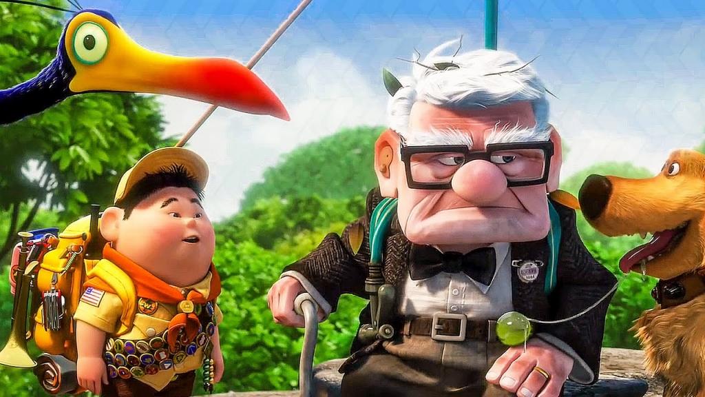 Những phim hoạt hình khiến người lớn dù 'cứng rắn' tới đâu cũng phải khóc sướt mướt!
