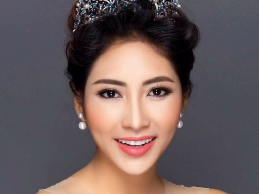Xót xa với hình ảnh mang thai chi chít mụn của Hoa hậu Đặng Thu Thảo