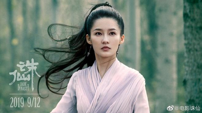 Dân mạng khen Lý Thấm trong tạo hình Lục Tuyết Kỳ 'ăn đứt' Dương Tử!