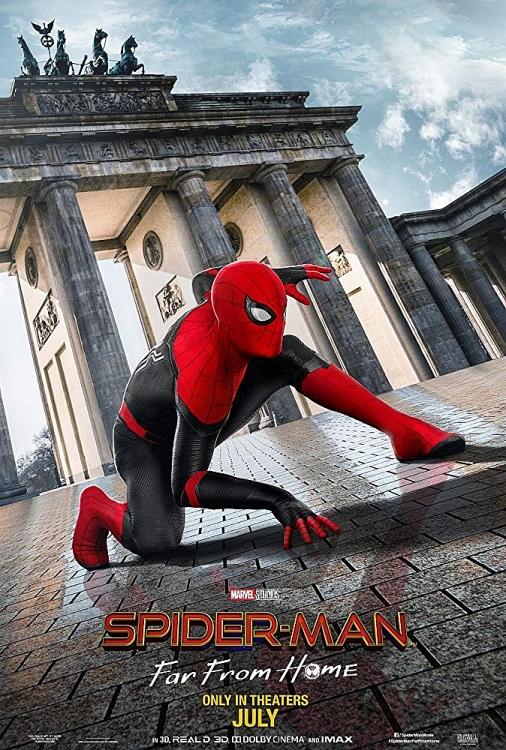 spider man far from home nhen nho hay la phien ban loi cua iron man