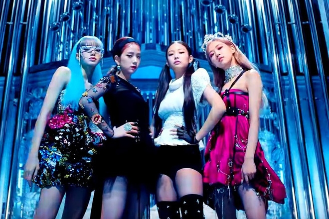 how you like that con dang boc chay kill this love cua blackpink chuan bi gia nhap clb 1 ty view