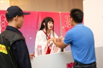 sgo48 lan dau to chuc giai queen of handshake cho cac thanh vien