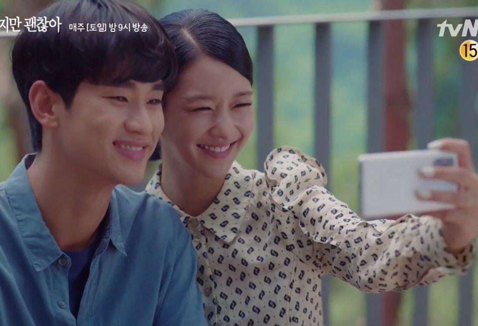 Kim Soo Hyun khoe ảnh đi 'du hý' vắng Seo Ye Ji