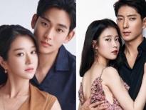Trước 'Điên thì có sao', Kim Soo Hyun và Seo Ye Ji từng có chuyện tình tay 4 'đau não' với IU và Lee Jun Ki