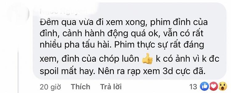 (Không Spoil)   Phản hồi đầu tiên của fan Việt về Black Widow, liệu có hay như lời đồn hay chỉ là phóng đại?