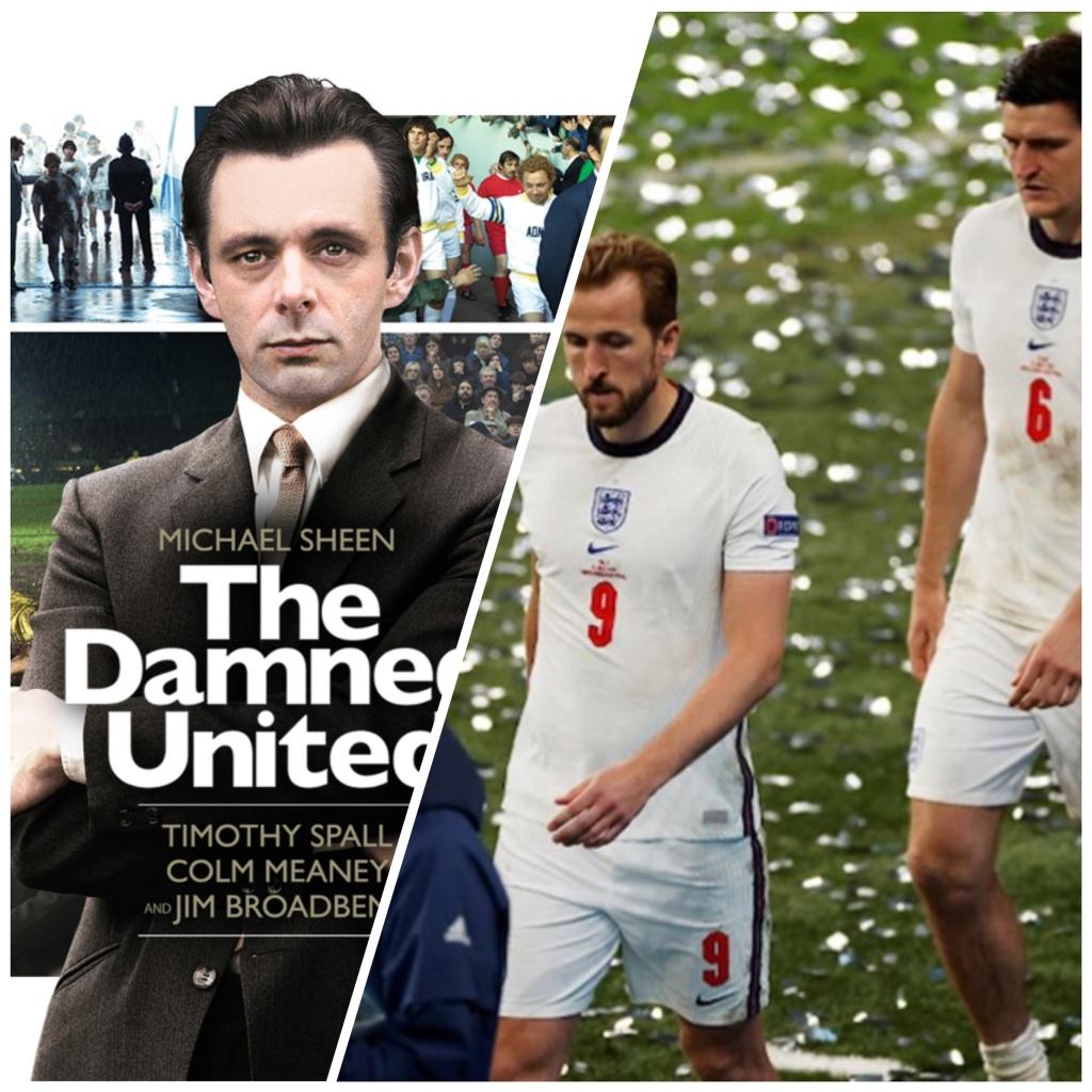 Thất bại cay đắng của đội tuyển Anh và câu chuyện 'đỉnh cao chính là vực sâu' từ tác phẩm 'The Damned United'