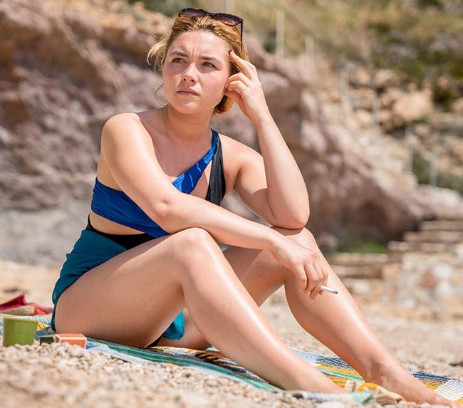 Ngắm nhìn nhan sắc nóng bỏng của Florence Pugh - mỹ nhân sẽ thay thế Scarlett Johansson làm 'Black Widow'