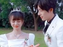 Cặp đôi 'Hạ Tiên Sinh lưu luyến không quên' tung ảnh cưới ngọt ngào