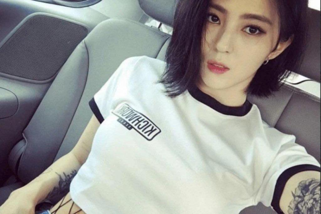 Han So Hee và quá khứ đầy bất hạnh ít ai biết