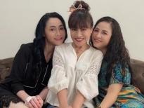 Fan khó tin khi 3 bà mẹ trong 'Hương vị tình thân' lại tình cảm như chị em ruột