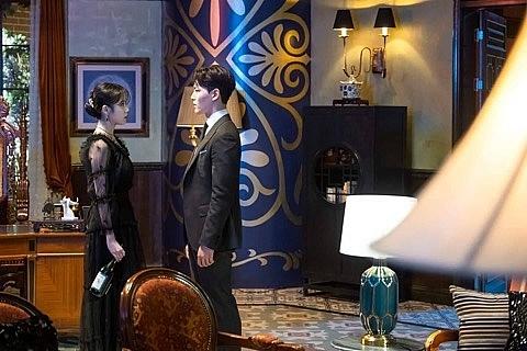 hotel del luna tap 9 goo chan sung thua nhan me dam co chu jang man wol sap duong dau voi bao to khi loi vao be tinh