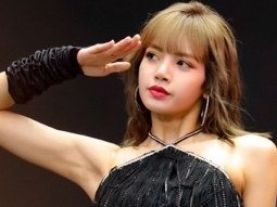 lisa blackpink gay thuong nho voi video dance day loi cuon