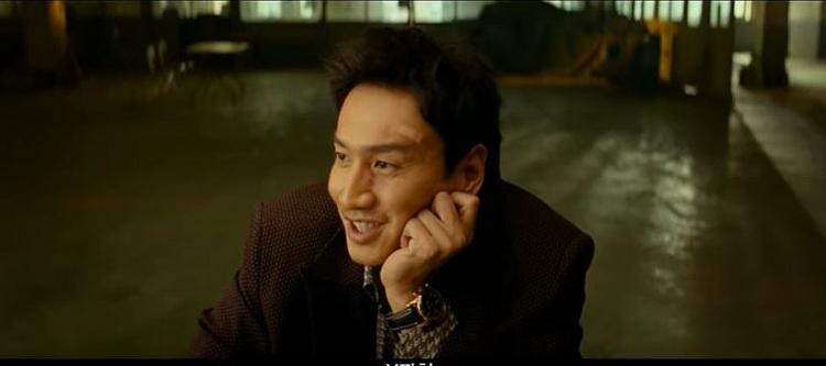 chet cuoi voi hinh anh con bac tao ton cua lee kwang soo trong phim moi