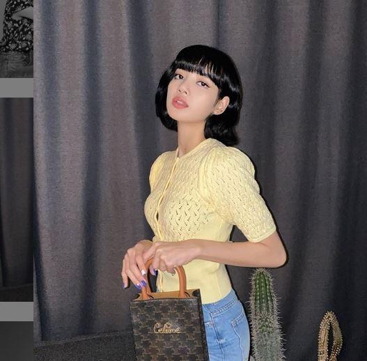 lisa xung danh nu hoang instagram kpop voi thanh tich cuc khung