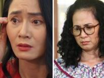 Bà Xuân trong 'Hương vị tình thân' và bà Phương trong 'Sống chung với mẹ chồng' đều không biết 'chọn bạn mà chơi'