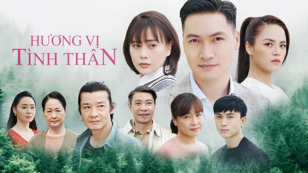 'Hương vị tình thân' đứng thứ mấy trong 6 phim truyền hình đặc sắc của VFC đầu năm 2021?