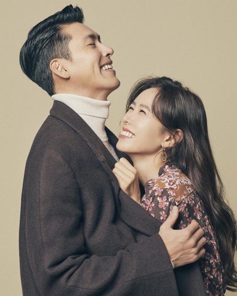 Khó có chuyện Son Ye Jin đang mang thai con đầu lòng của Hyun Bin