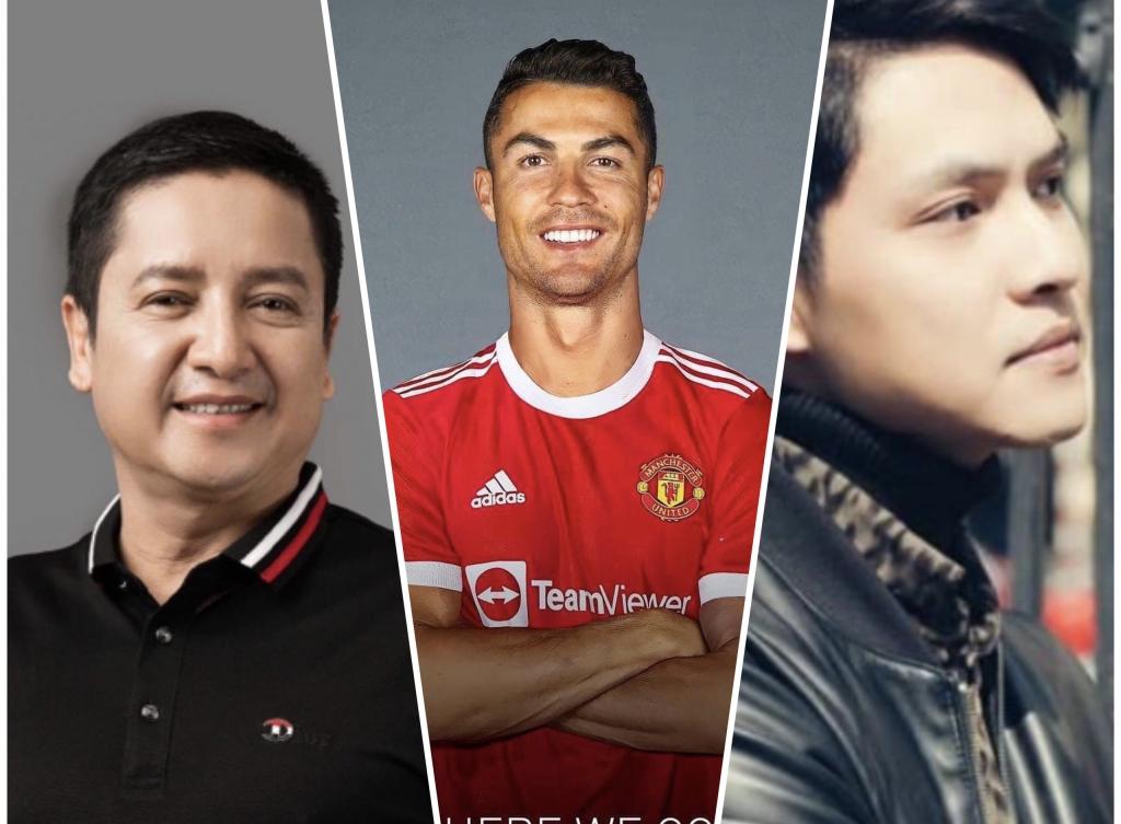 Sao Việt thấp thỏm, nghẹt thở với sự kiện Ronaldo quay trở lại Manchester United