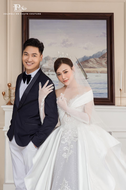 Đã con mắt với bộ ảnh cưới của Nam và Long trong 'Hương vị tình thân'
