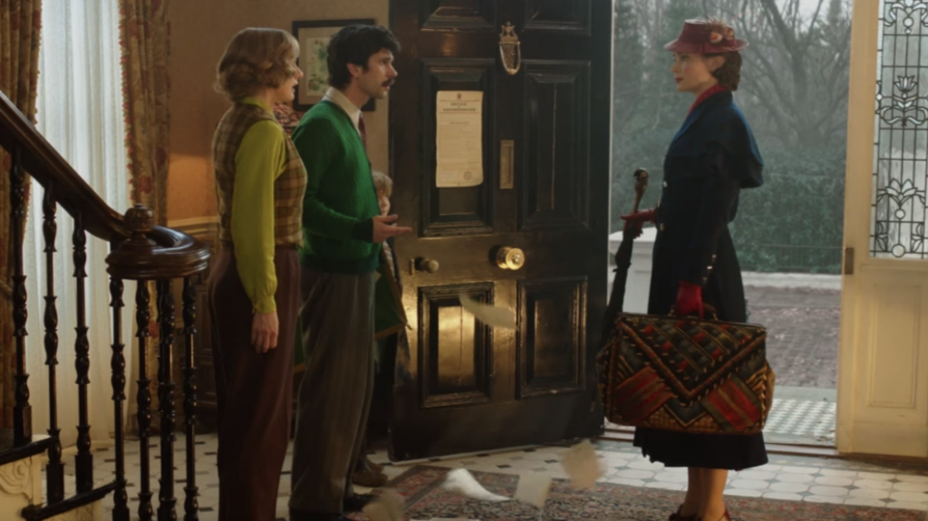 mary poppins nhan vat huyen thoai cua disney tro lai sau 54 nam