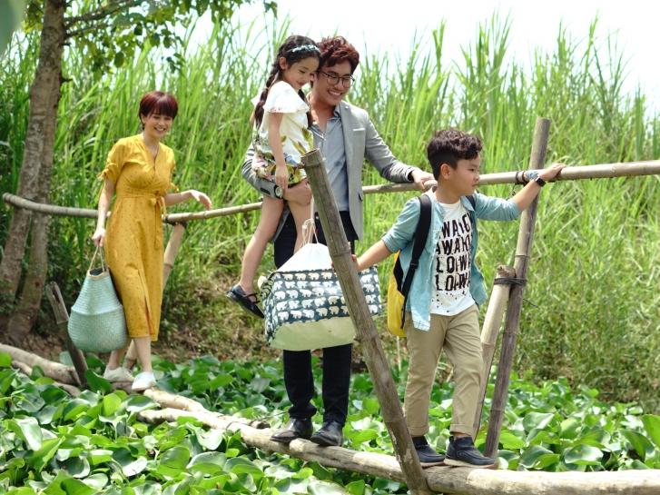 'Chú ơi, đừng lấy mẹ con': Phim mùa Trung thu đầm ấm cho mọi nhà