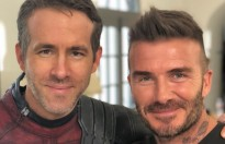 David Beckham công khai khen ngợi vẻ đẹp trai của Ryan Reynolds