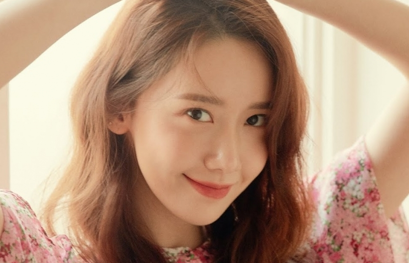 yoona nu than da nang cua showbiz han