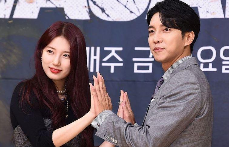 suzy va lee seung gi boi hoi tai ngo trong vagabond