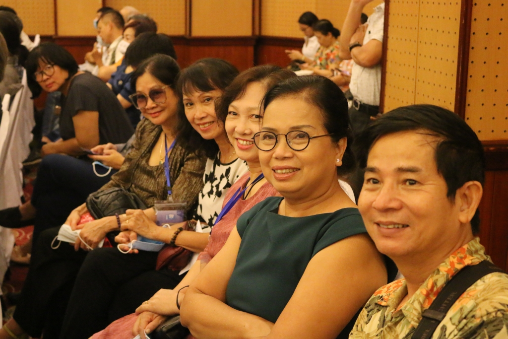 Hội viên Hội Điện ảnh nô nức ngày họp mặt toàn quốc