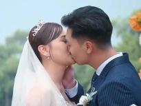'Hương vị tình thân': Tranh cãi shark Long đến ngày cưới tự dưng 'hôn trượt' cô dâu Nam