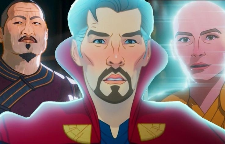 Fan Marvel khen ngợi tập 4 của 'What If...?' với bi kịch của Doctor Strange
