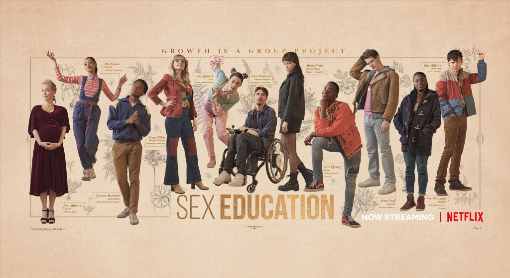 'Sex Education' gây phẫn nộ khi cố tình 'bôi ra' thêm phần 4?