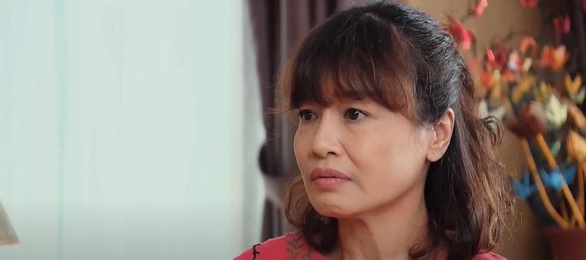'Hương vị tình thân' tập 40 phần 2: Thy có thai làm bà Bích 'phát điên', giục Nam đẻ gấp